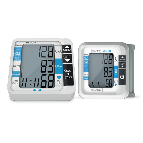 Auron Partner - merač krvnog pritiska